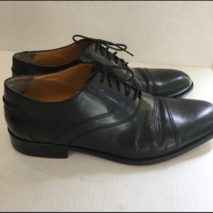 Johnson & Murphy Leather Shoes